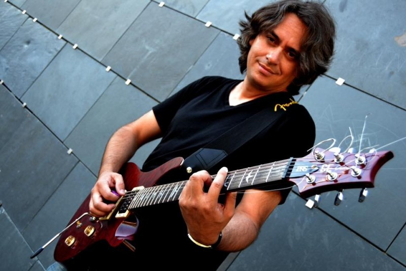 pablogtr musicos guitarrista rock logroño