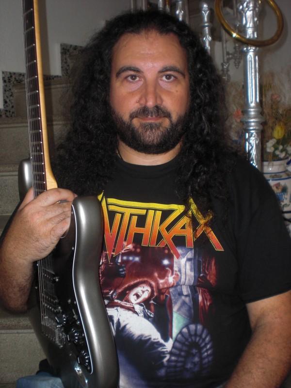 gusmetal musicos guitarrista metal requena