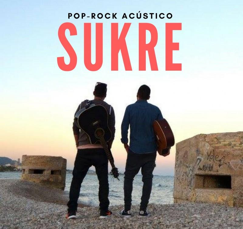 sukre musicos guitarrista pop/rock alcanar