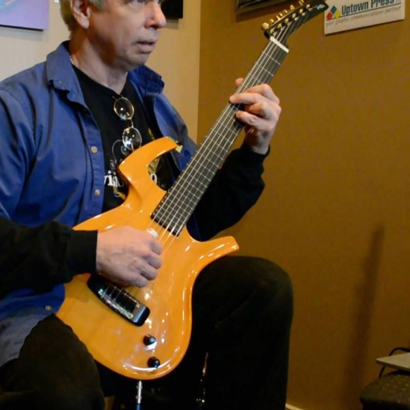 norm777 musicos guitarrista alternativo dundalk
