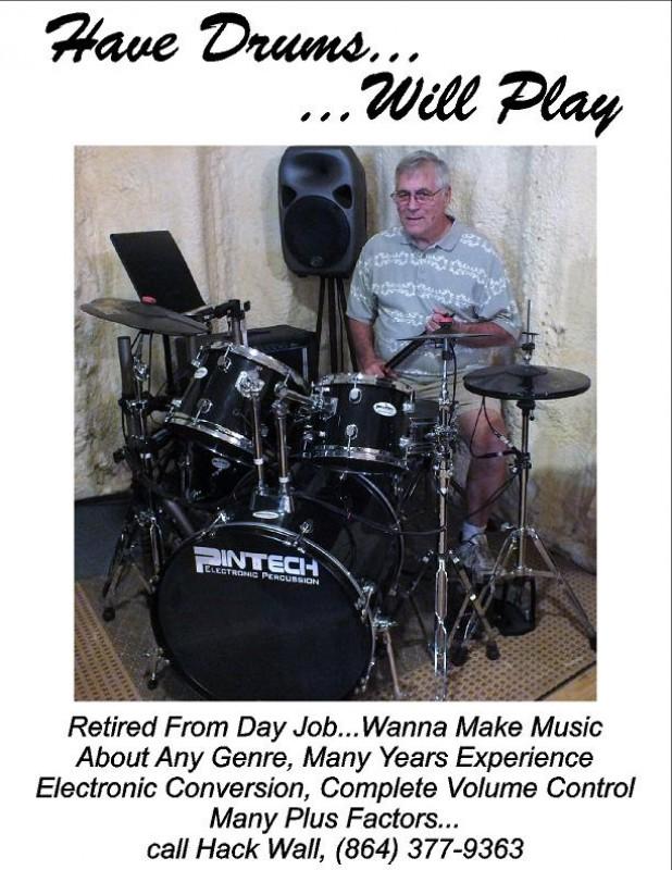 hackman musicos baterista blues greenwood