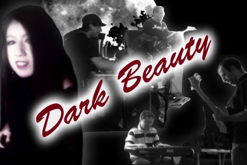 darkbeauty musicos cantante hard rock alexandria