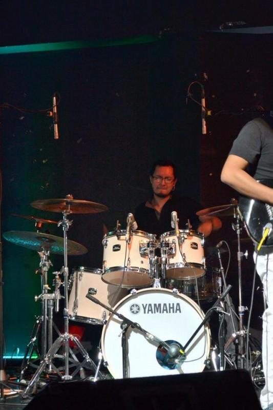 raguacosta musicos baterista pop/rock mexico city