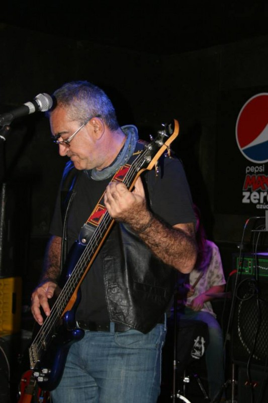 pcruz musicos bajista rock palmas de gran canaria (las)