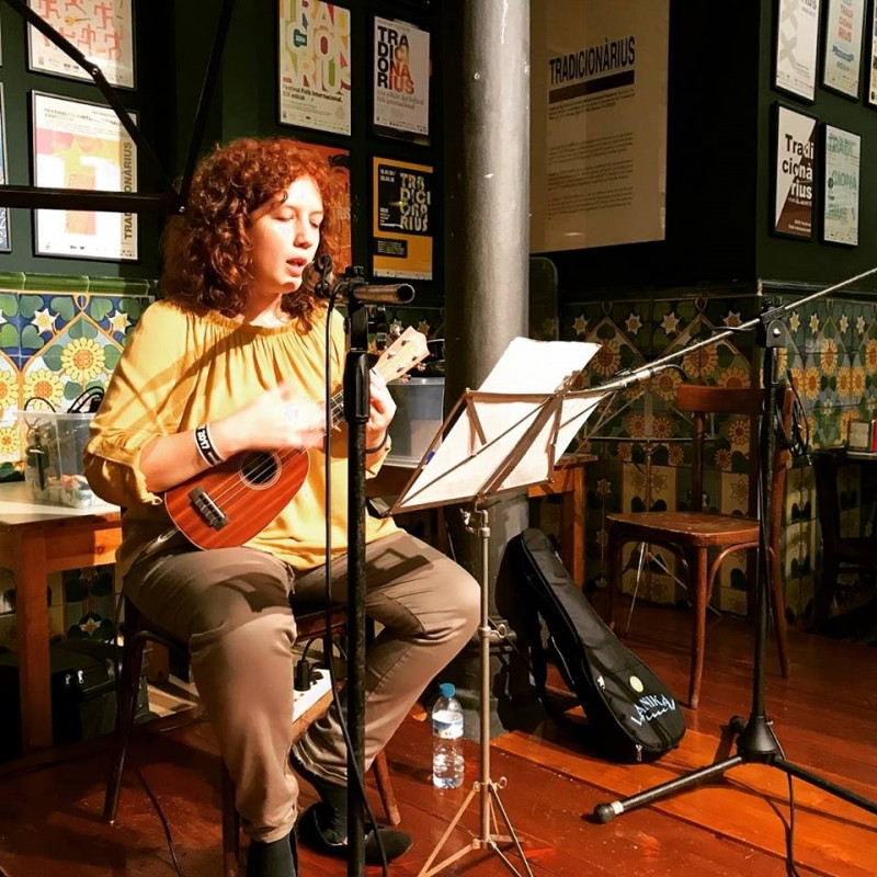 danysinh musicos cantante folk cerdanyola del vallès
