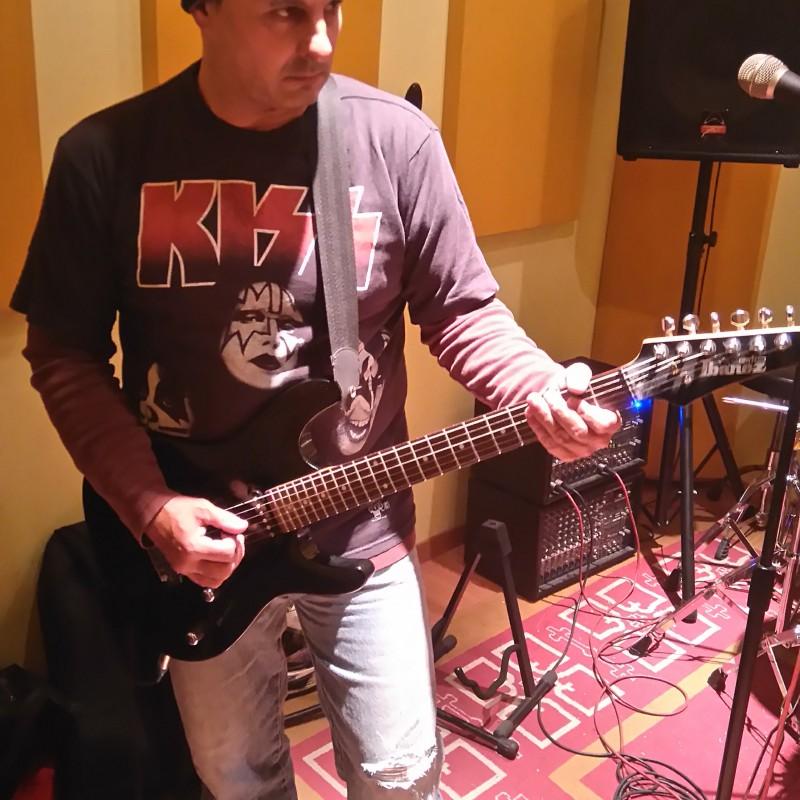 oddahesh musicos guitarrista hard rock buenos aires