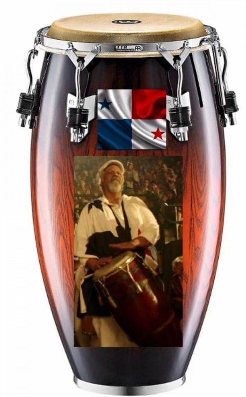 yambao musicos percusionista jazz panama