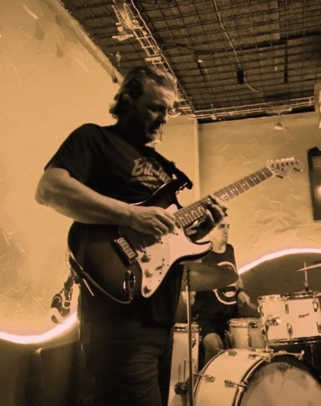 silvertronik musicos guitarrista pop/rock madrid