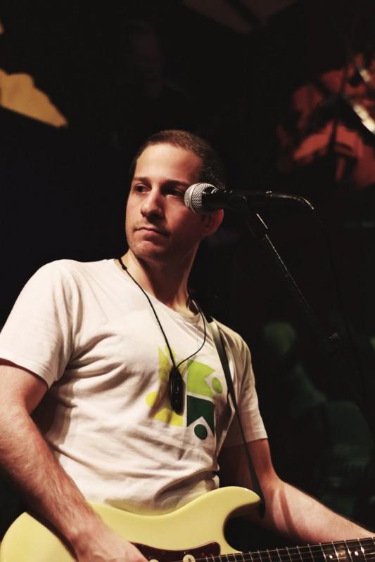 nachello musicos guitarrista rock madrid