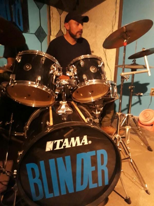 oscarbrujo musicos baterista rock chapultepec