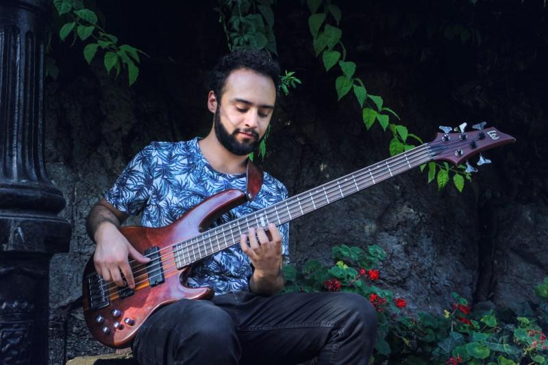 nachogalaz musicos bajista jazz santiago